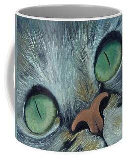Denise's Cat Jasmine Coffee Mug