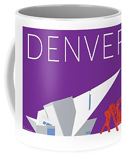 Denver Art Museum/purple Coffee Mug