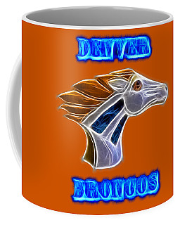 Denver Broncos 2 Coffee Mug
