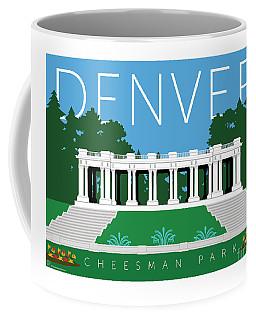 Denver Cheesman Park Coffee Mug