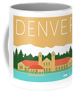Denver City Park/adobe Coffee Mug