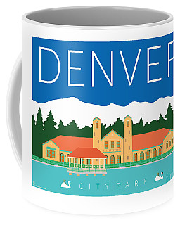 Denver City Park Coffee Mug
