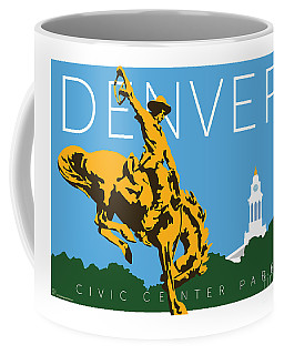 Denver Civic Center Park Coffee Mug