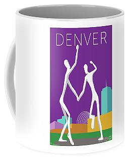 Denver Dancers/purple Coffee Mug