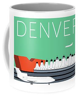 Denver Dia/aqua Coffee Mug