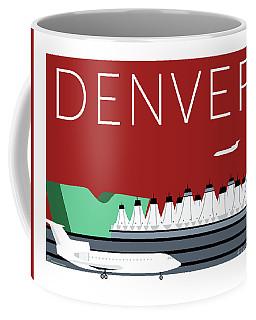 Denver Dia/maroon Coffee Mug