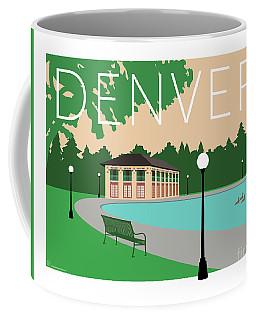 Denver Washington Park/beige Coffee Mug