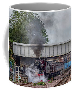 Departing Scarborough Coffee Mug