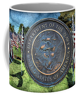 Department Of The Navy - United States Coffee Mug