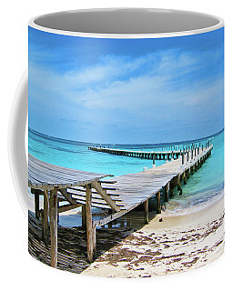 Departure Point Soft Coffee Mug