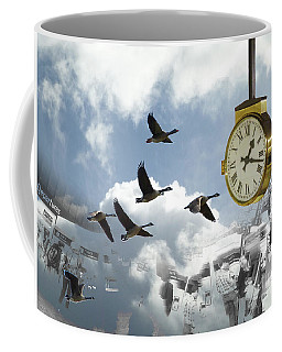 Departures Coffee Mug