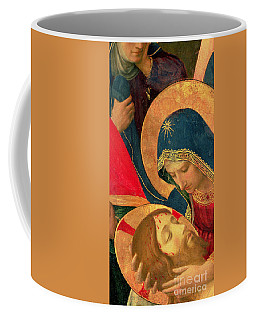 Deposition From The Cross Coffee Mug