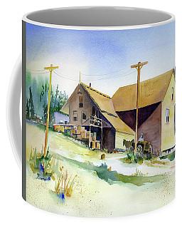 Depot Hill, Dutch Flat,1910 Coffee Mug