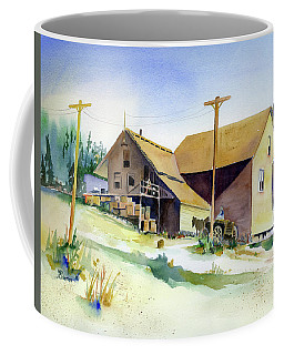 Depot Hill, Dutch Flat,1910 Coffee Mug