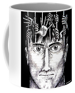 Deprivation Of Freedom Of Expression Coffee Mug