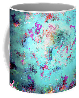 Depths Of Emotion - Custom Version 2 - Abstract Art Coffee Mug