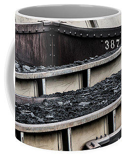 Coffee Mug featuring the photograph Derailed by Brad Allen Fine Art