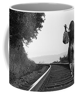 Derailed Coffee Mug