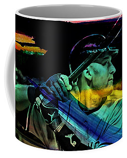 Derek Jeter Coffee Mug