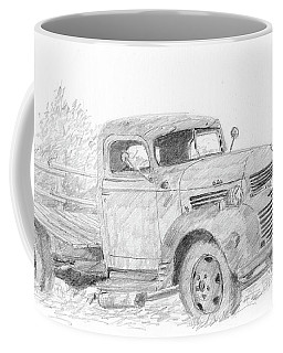 Derelict Dodge Coffee Mug