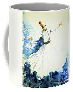 Dervish Dancer 2 Coffee Mug
