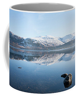Derwentwater Rocks Coffee Mug