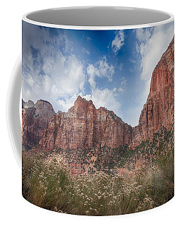 Descent Into Zion Coffee Mug