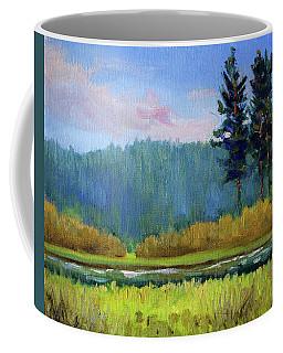 Deschutes River Edge Coffee Mug