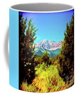 Deseret Peak Coffee Mug