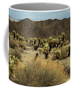 Desert Beauty Coffee Mug