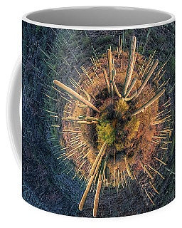Desert Big Bang Coffee Mug