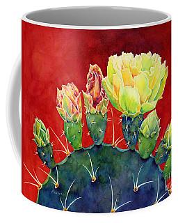 Desert Bloom 3 Coffee Mug