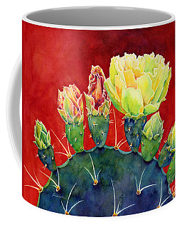Desert Bloom 3 Coffee Mug