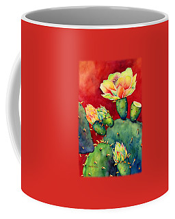 Desert Bloom Coffee Mug