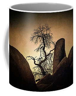Desert Bonsai II Coffee Mug
