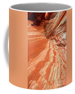 Coffee Mug featuring the photograph Desert Candyland by Mike Dawson