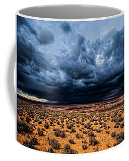 Desert Clouds Coffee Mug