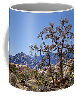 Desert Contrast Coffee Mug