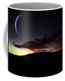 Desert Crescent Coffee Mug