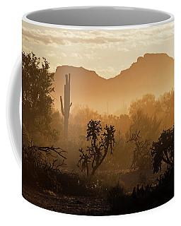 Desert Dust Coffee Mug