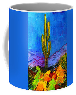 Desert Giant Coffee Mug