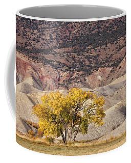 Desert Gold Coffee Mug