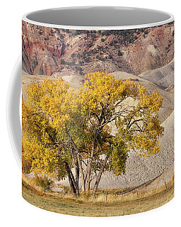 Desert Gold Coffee Mug