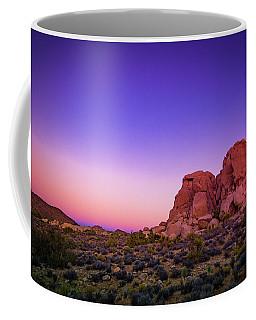 Desert Grape Rock Coffee Mug
