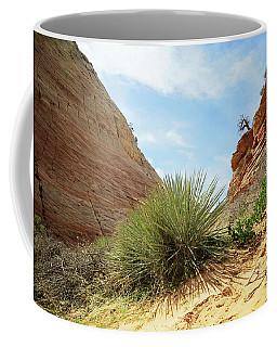 Desert Greenery Coffee Mug