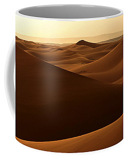 Desert Impression Coffee Mug by Ralph A  Ledergerber-Photography
