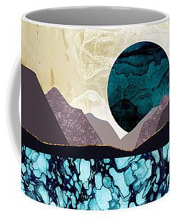 Desert Lake Coffee Mug