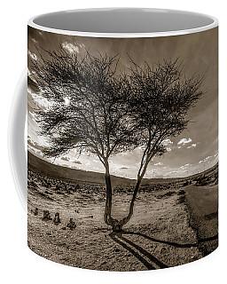 Desert Landmarks  Coffee Mug