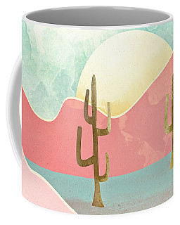 Desert Mountains Coffee Mug
