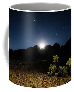 Desert Nightfall Coffee Mug